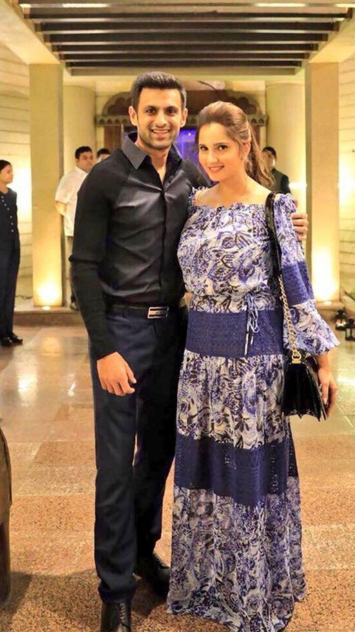 बिल्कुल फिल्मी है Sania Mirza और Shoaib Malik की लव स्टोरी